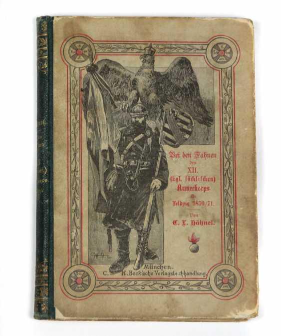 Bei den Fahnen des XII. (kgl. Sächsischen) Armeekorps - photo 1