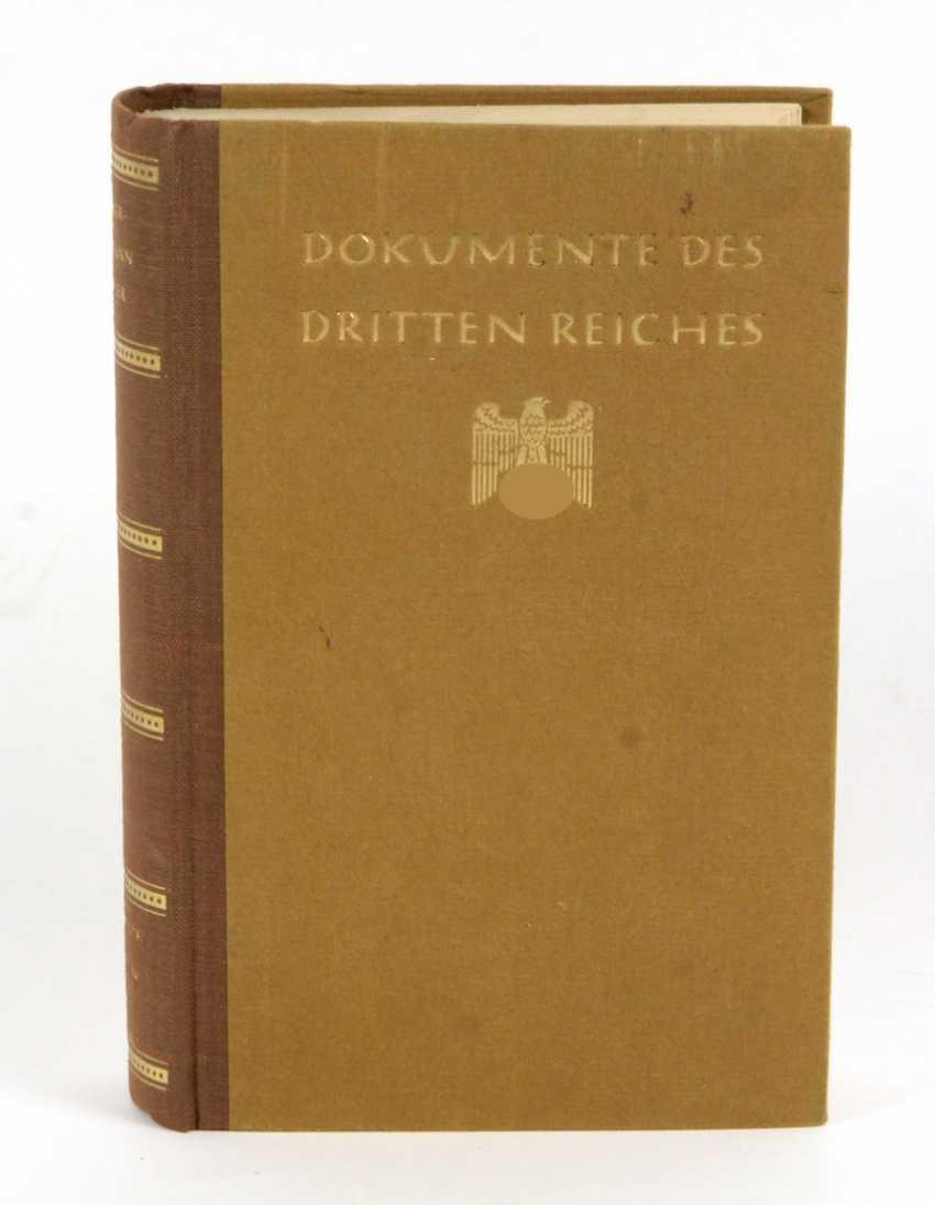 Dokumente des Dritten Reiches - photo 1
