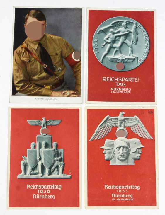 4 patriotische Karten - photo 1
