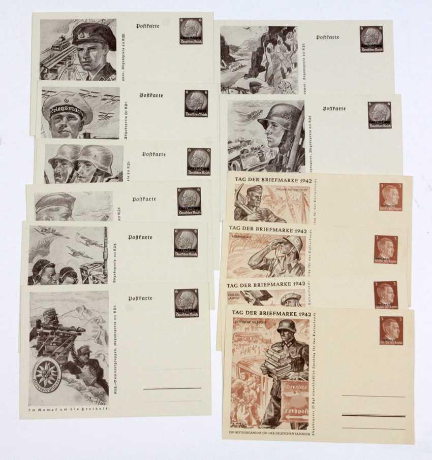 8 KdF- Sammelgruppen Karten u.a. - photo 1
