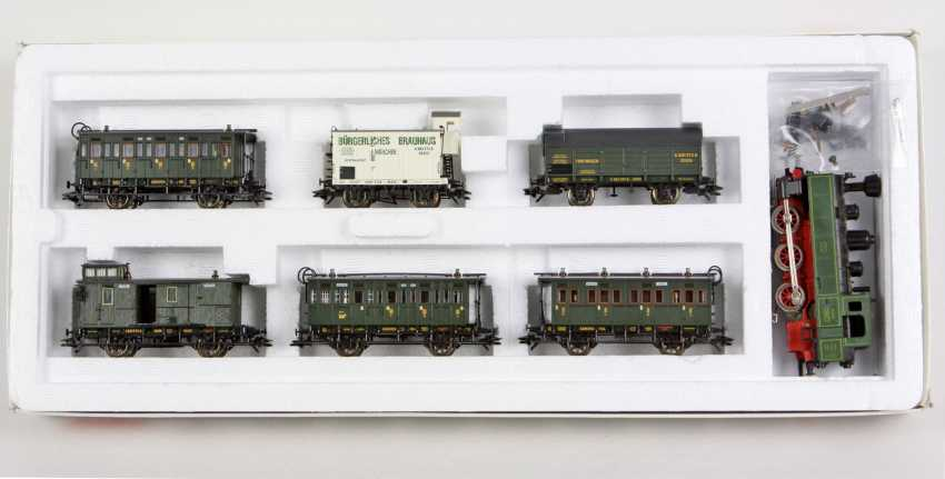 Märklin Bayerisches Personenwagen Set - photo 1