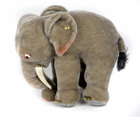 Steiff Elefant - photo 1