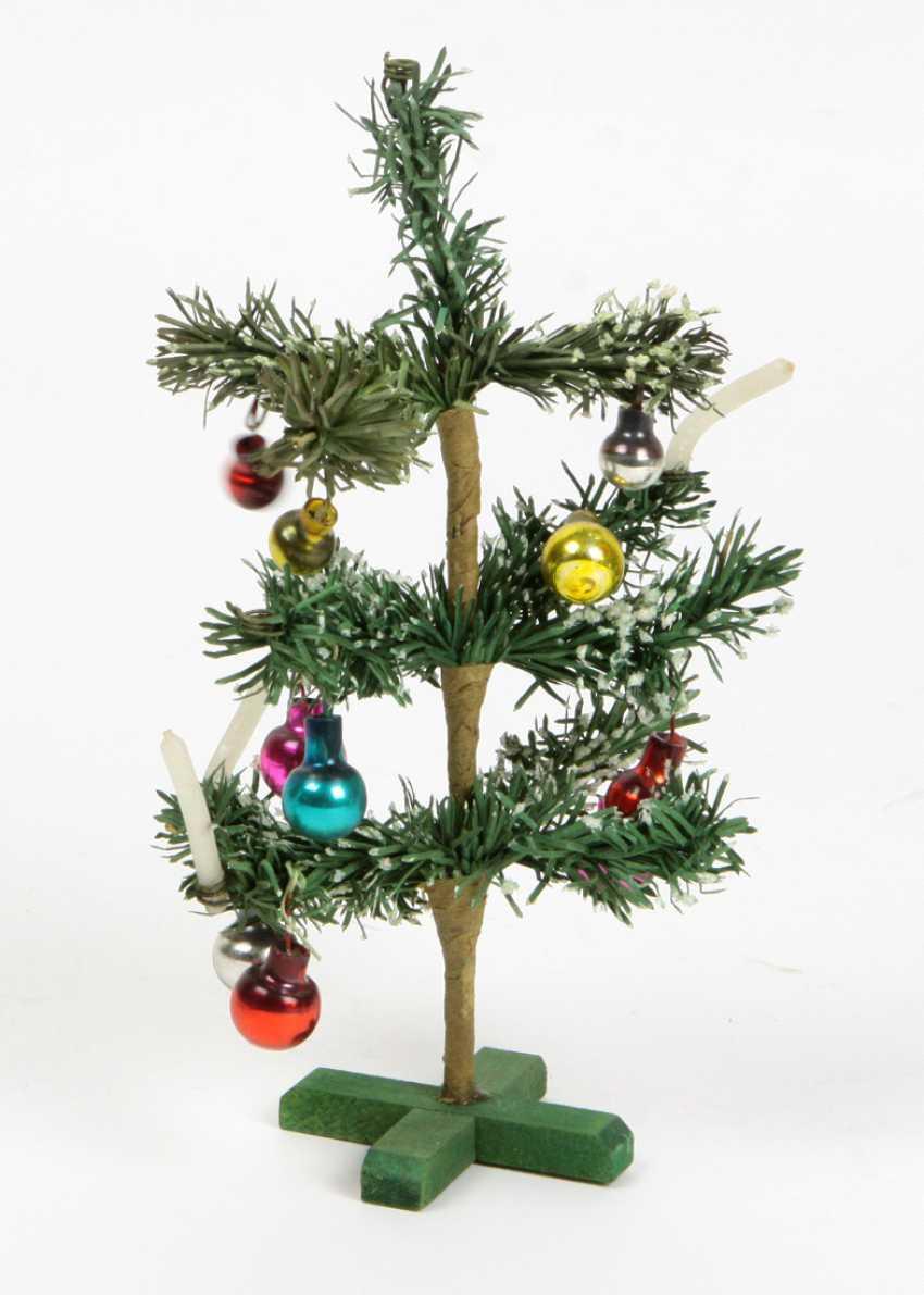 Weihnachtsbaum für die Puppenstube - photo 1