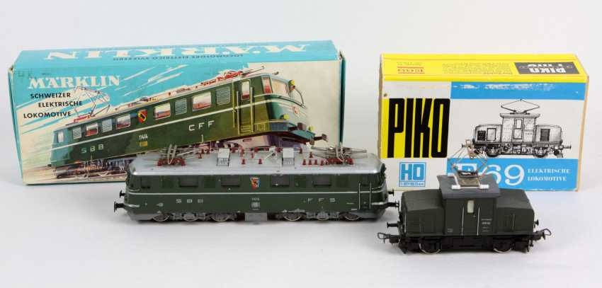 2 Elektrische Lokomotiven H0 - photo 1
