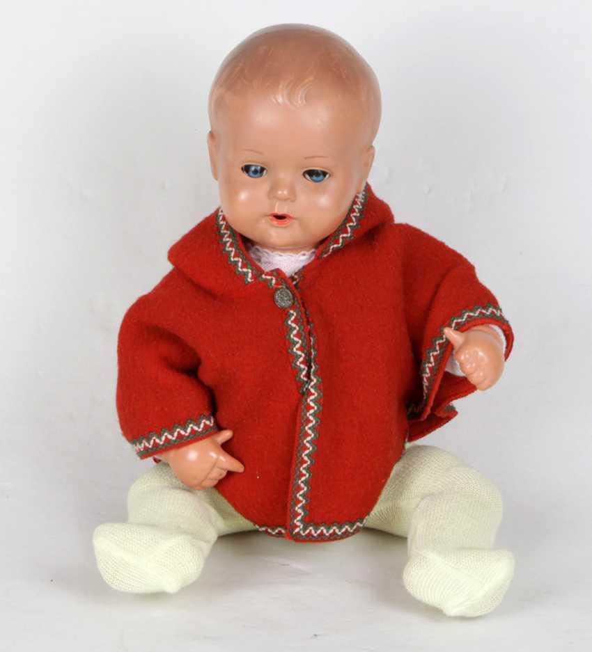 Schildkröt Babypuppe - photo 1