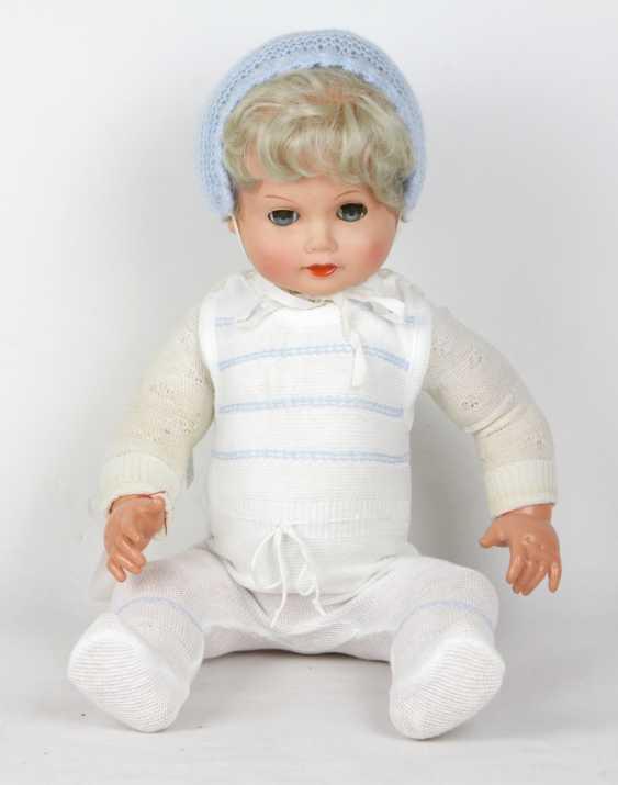 Babypuppe Hans Volk - photo 1