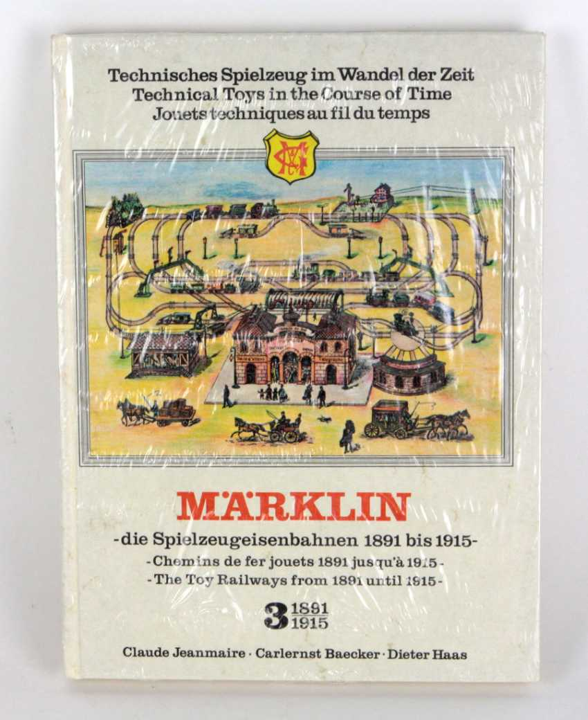 Märklin - Techn. Spielzeug im Wandel der Zeit - photo 1