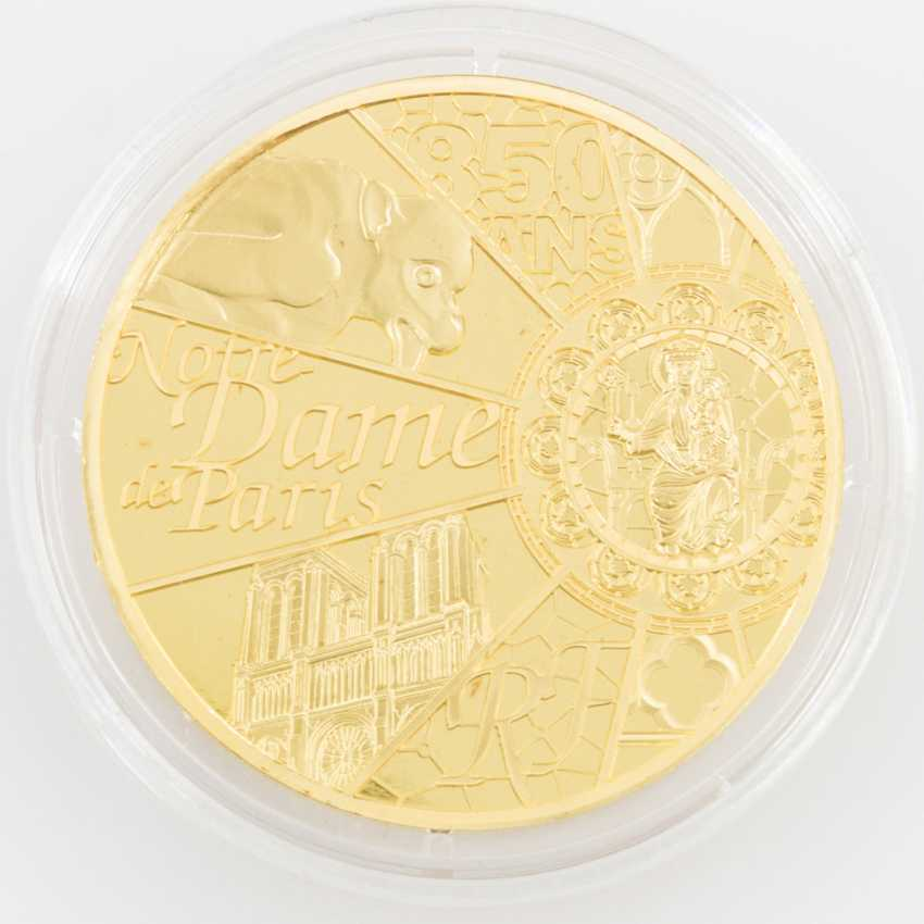 France/GOLD - Rare! 200 Euro 2013, - photo 2