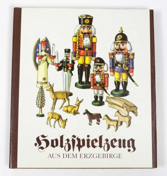 Holzspielzeug aus dem Erzgebirge - photo 1
