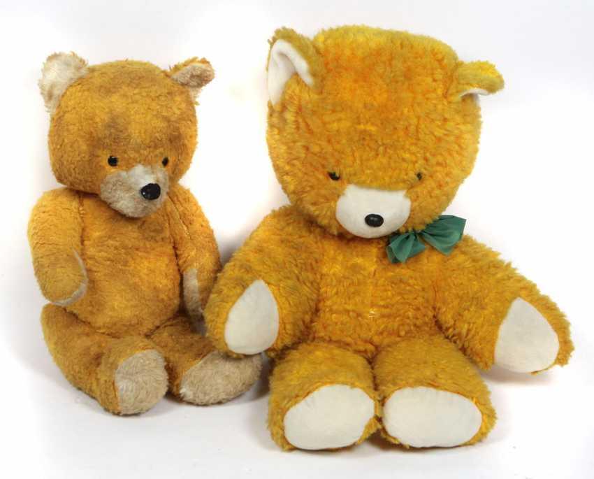 2 Teddybären - photo 1