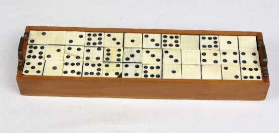 Dominospiel um 1900 - photo 1