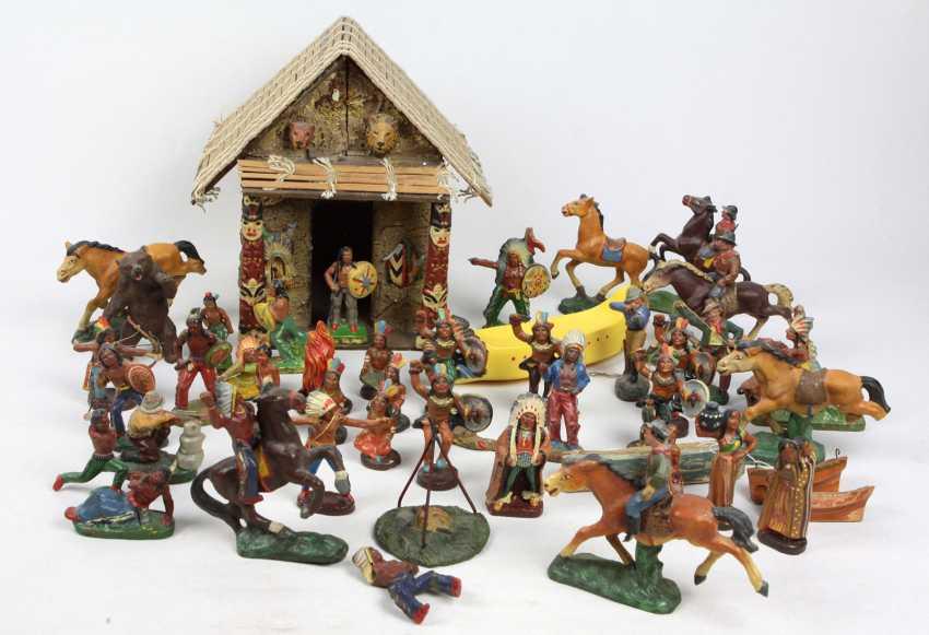 Posten Indianer u.a. - photo 1