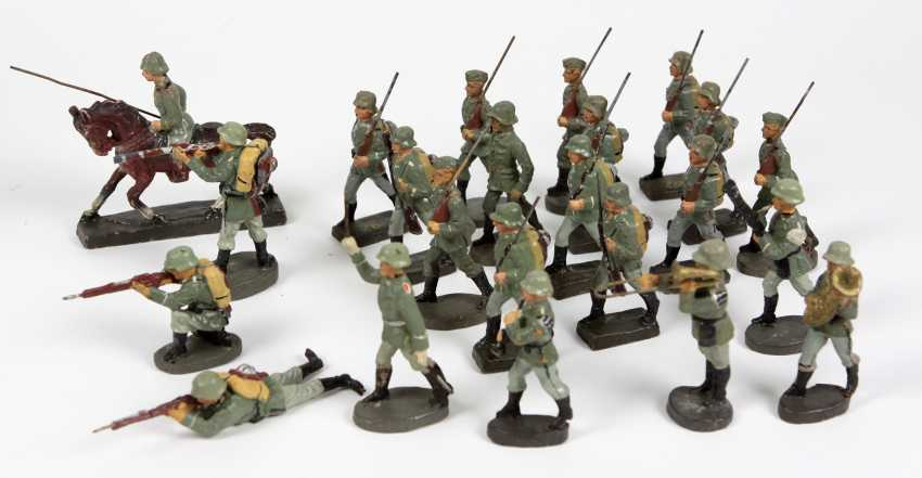 Wehrmacht- Figuren - photo 1