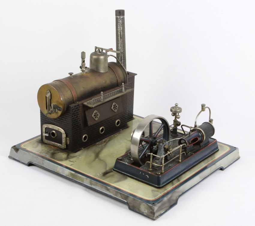 Dampfmaschine um 1920 - photo 1