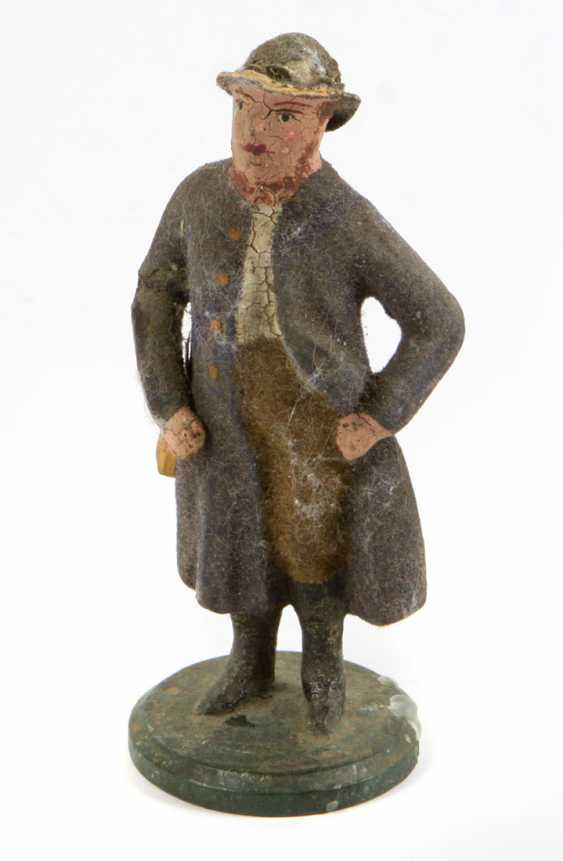 Lahl Figur Annaberg um 1900 - photo 1