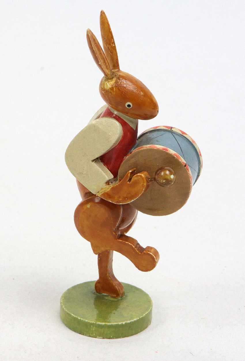 Wendt & Kühn musizierender Hase - photo 1