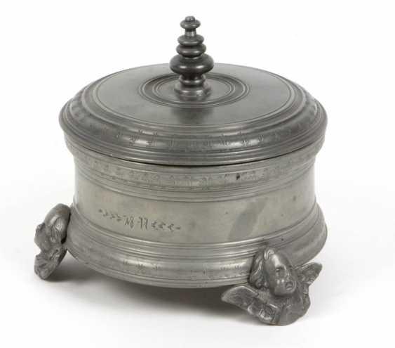 Königsberger Zinndose um 1850 - photo 1