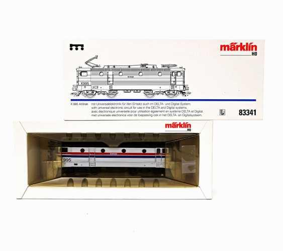 MÄRKLIN E-Lok 83341, gauge H0, - photo 1