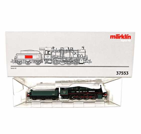 MÄRKLIN Towing tank engine 37553, gauge H0, - photo 1