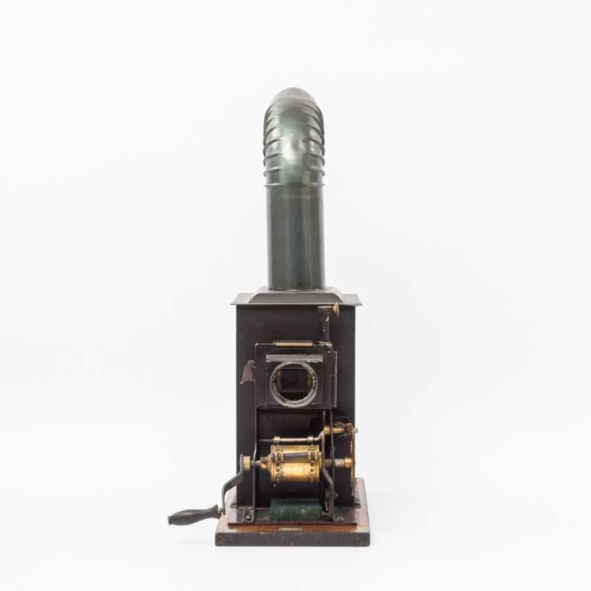 BING magic lantern/cinematograph with accessories, early 20's. Century, - photo 2