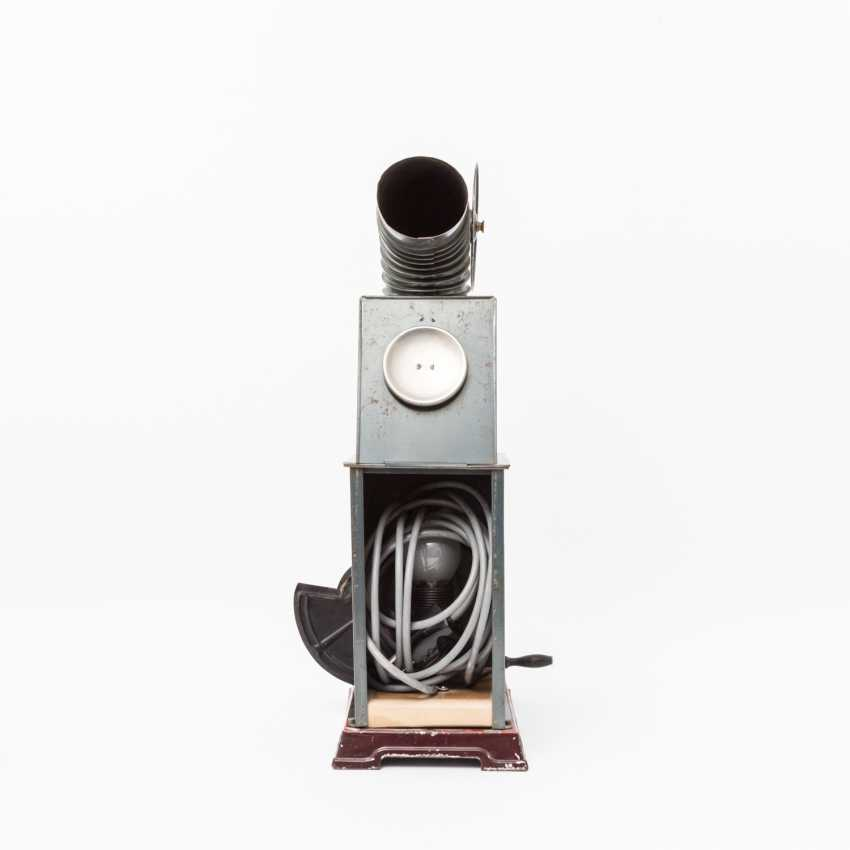 BING magic lantern/cinematograph with accessories, early 20's. Century, - photo 3