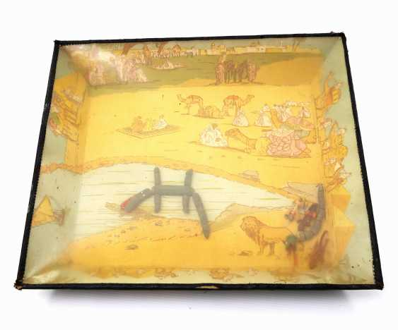Humoristic Mystic Box, Early 20's. Century, - photo 1