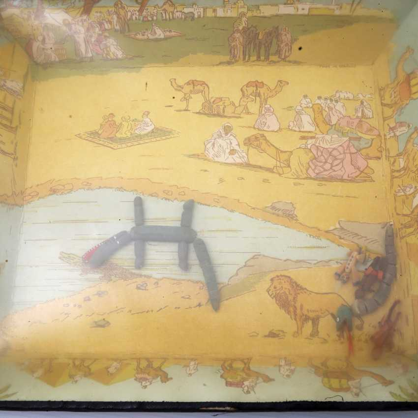Humoristic Mystic Box, Early 20's. Century, - photo 2