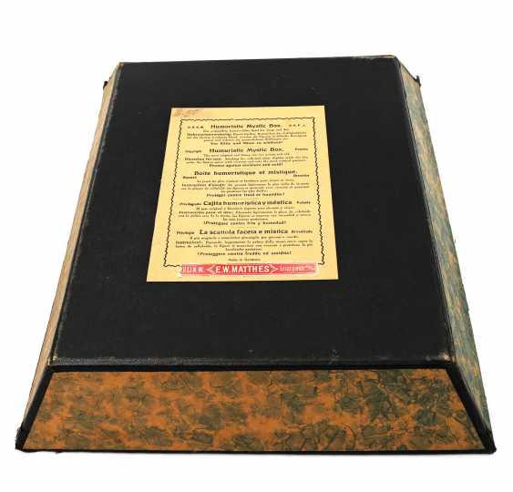 Humoristic Mystic Box, Early 20's. Century, - photo 5