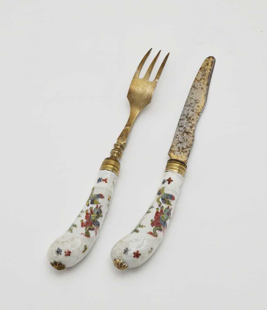Un couteau et une Fourchette - photo 1