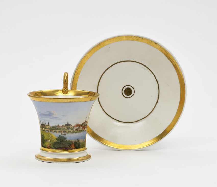 View Cup with saucer - photo 1