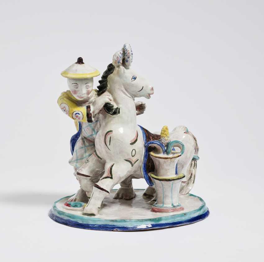 Chinese horse - photo 1