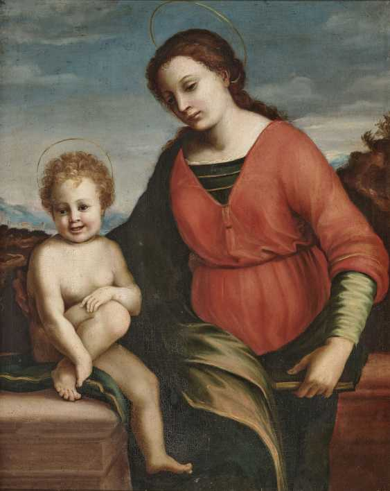 Maria with the child - photo 1