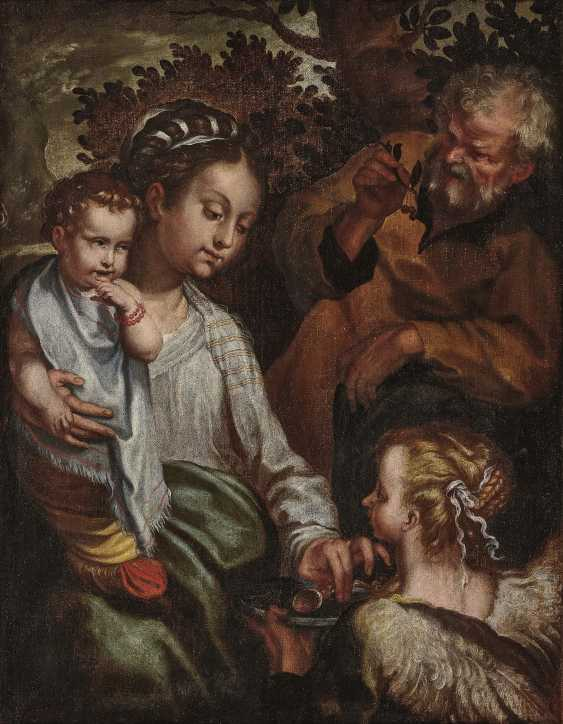 The rest on the flight to Egypt - photo 1