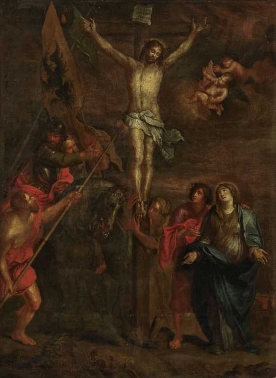 The Crucifixion Of Christ - photo 1