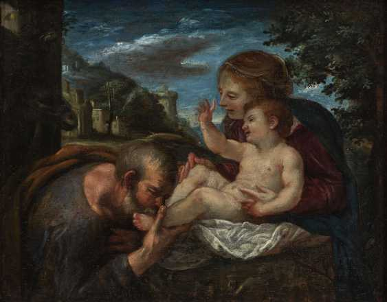 Rest on the flight to Egypt - photo 1