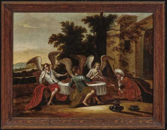 Abraham hosted the three angels - photo 2