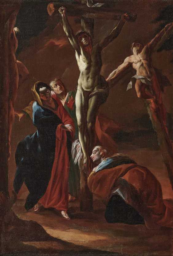 Christ on the cross - photo 1