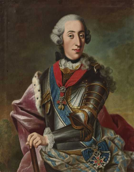 Count Palatine Friedrich Michael of Zweibrücken-Birkenfeld (1724 Ribeauvillé - 1767 in Schwetzingen) - photo 1