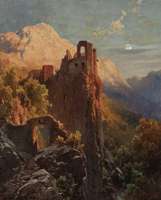 The ruins of Kühbach in Bolzano - photo 1