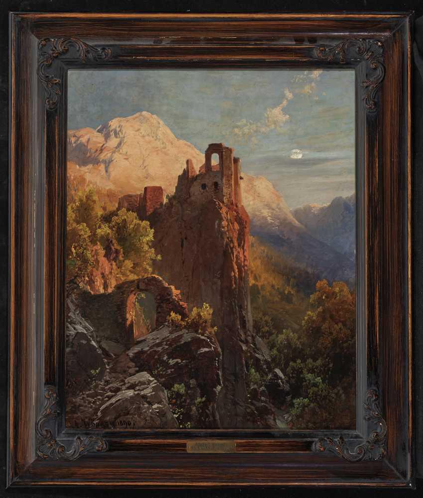 The ruins of Kühbach in Bolzano - photo 2
