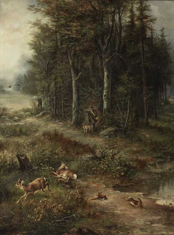 Hunting scene - photo 1