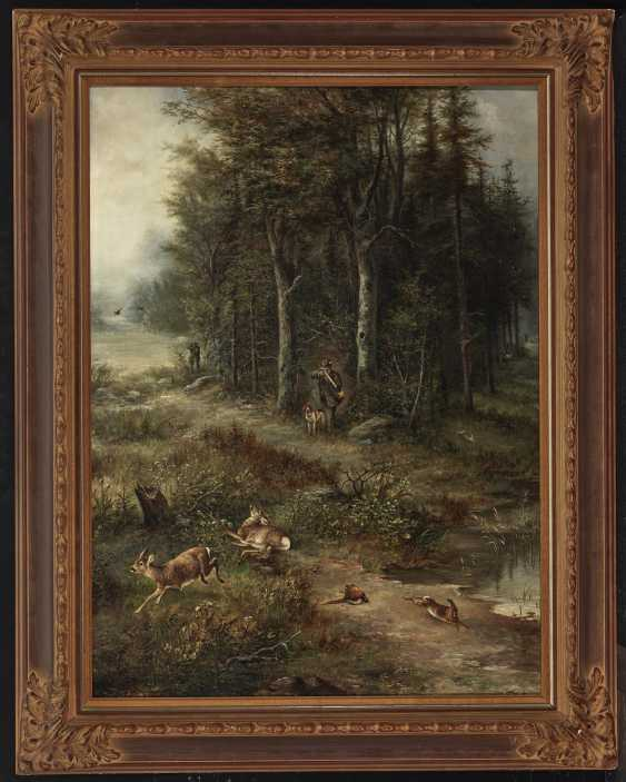 Hunting scene - photo 2