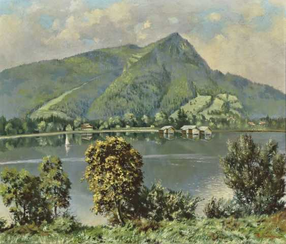 View over the Schliersee - photo 1