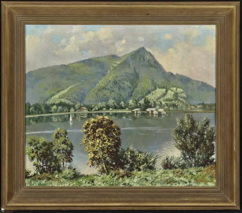 View over the Schliersee - photo 2