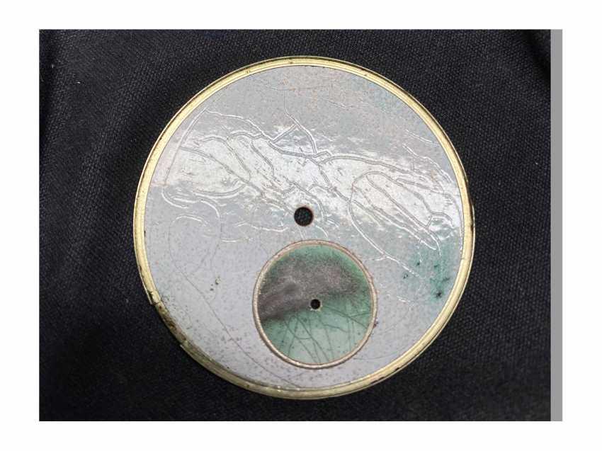 Pocket watch: Patek Philippe Anker chronometer, gold savonnette No. 67197, Geneva, CA. 1890 - photo 3