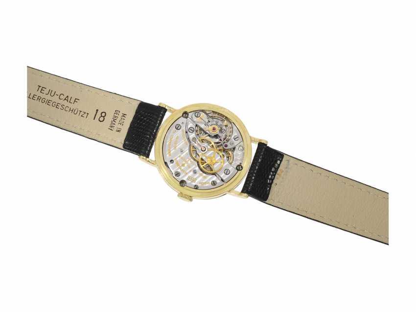Watch: ultra-fine men's watch with Central seconds, Vacheron & Constantin, Genève, No. 474589, CA. 1948 - photo 2