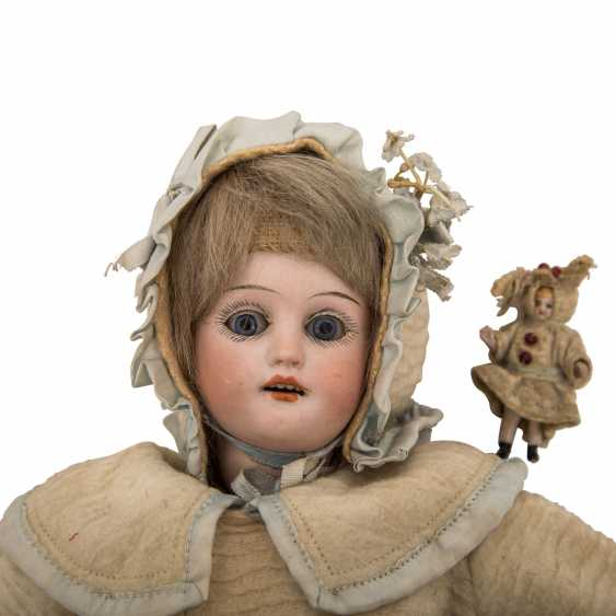 SCHOENAU & HOFFMEISTER porcelain head doll, C.1905. - photo 2