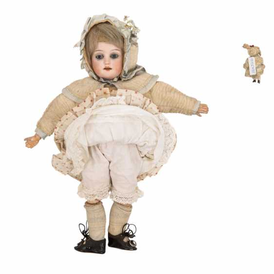SCHOENAU & HOFFMEISTER porcelain head doll, C.1905. - photo 3