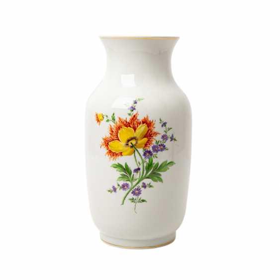 "Flower Vase /""Meissen/"" Art Deco Floral Magic Flower Decoration"