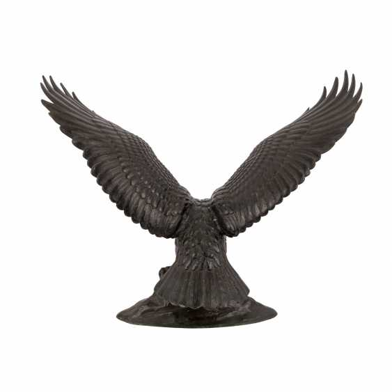 "ROBRA, WILHELM CARL (1876-1945) ""eagle"", early 20's. Century - photo 3"